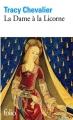 Couverture La Dame à la licorne Editions Folio  2014