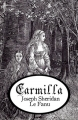 Couverture Carmilla Editions Feedbooks 1971