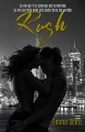 Couverture Rush Editions Juno publishing 2018