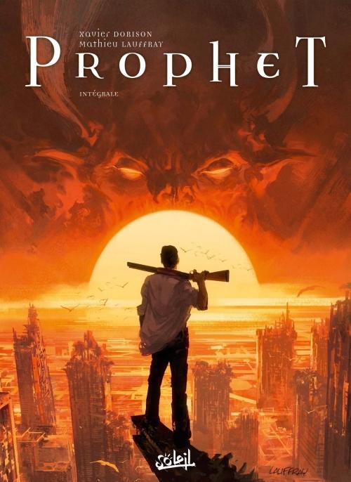 Couverture Prophet, intégrale