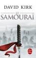 Couverture Le samouraï Editions Le Livre de Poche 2015