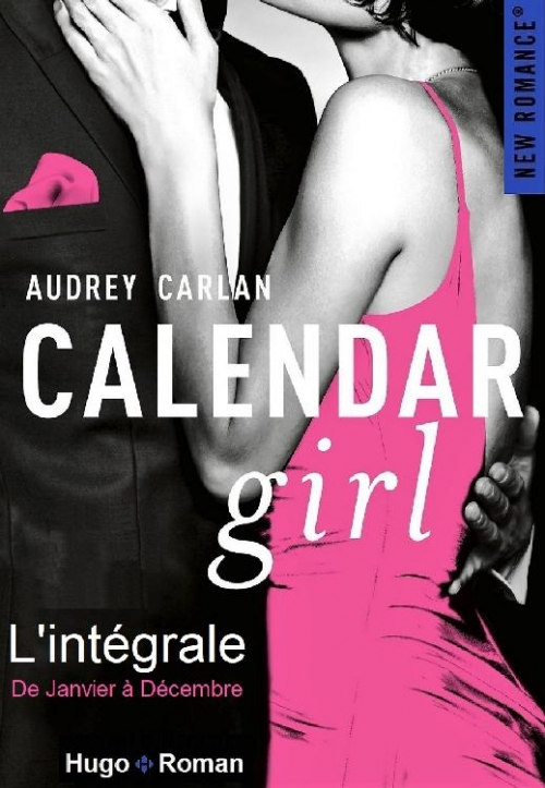 Couverture Calendar girl, intégrale