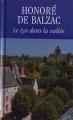 Couverture Le lys dans la vallée Editions Omnibus 2015