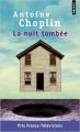 Couverture La nuit tombée Editions Points 2014
