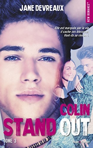 Couverture Stand-out, tome 3 : Colin