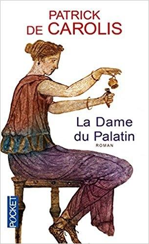 Couverture La dame du Palatin