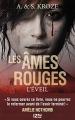 Couverture Les âmes rouges, tome 1 : L'éveil Editions 12-21 2017