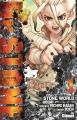 Couverture Dr. Stone, tome 01 Editions Glénat (Shônen) 2018