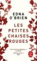 Couverture Les petites chaises rouges Editions Le Livre de Poche 2018