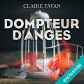Couverture Dompteur d'anges Editions Audible studios 2017