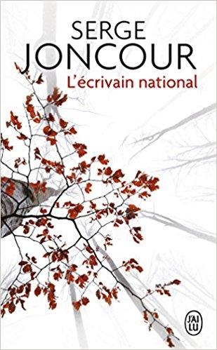 Couverture L'Ecrivain national