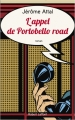 Couverture L'appel de Portobello road Editions Robert Laffont 2018
