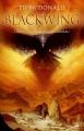 Couverture Blackwing, tome 1 : La marque du corbeau Editions Bragelonne (Fantasy) 2018