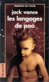 Couverture Les langages de Pao Editions Denoël (Présence du futur) 1992
