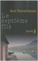 Couverture Le septième fils Editions Métailié (Noir) 2010