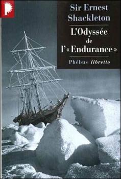 """Couverture L'odyssée de l'""""Endurance"""""""