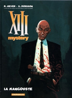 Couverture XIII mystery, tome 01 : La mangouste