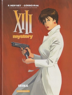 Couverture XIII mystery, tome 02 : Irina
