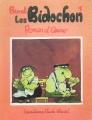 Couverture Les Bidochon, tome 01 : Roman d'amour Editions Fluide glacial 1980