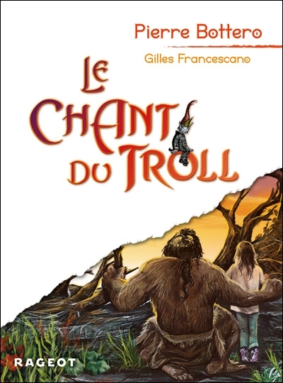 Couverture Le chant du troll