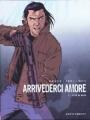 Couverture Arrivederci amore, tome 2 : La fin du match Editions Vents d'ouest (Éditeur de BD) (Turbulences) 2005