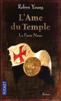 Couverture L'Âme du temple, tome 2 : La Pierre noire