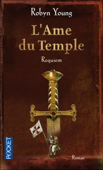 Couverture L'Âme du temple, tome 3 :  Requiem