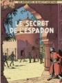 Couverture Blake et Mortimer, tome 02 : Le Secret de l'Espadon, partie 2 : L'Évasion  de Mortimer Editions Dargaud 1985