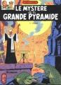Couverture Blake et Mortimer, tome 05 : Le Mystère de la Grande Pyramide, partie 2 : La Chambre d'Horus Editions Le Lombard 1982