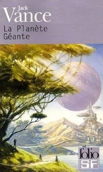 Couverture La planète géante, tome 1