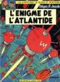 Couverture Blake et Mortimer, tome 07 : L'Énigme de l'Atlantide Editions Dargaud 1970