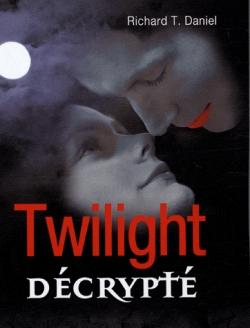 Couverture Twilight décrypté