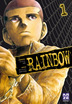Couverture Rainbow, tome 01