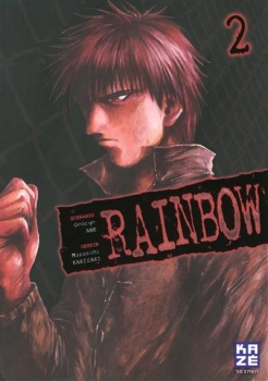 Couverture Rainbow, tome 02