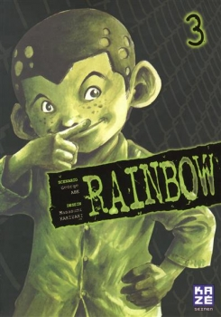 Couverture Rainbow, tome 03
