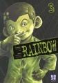 Couverture Rainbow, tome 03 Editions Kazé (Seinen) 2010