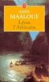 Couverture Léon l'africain Editions Le Livre de Poche 2000