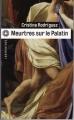 Couverture Meurtres sur le Palatin Editions du Masque (Labyrinthes) 2010
