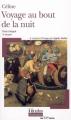 Couverture Voyage au bout de la nuit Editions Folio  (Plus classiques) 2006