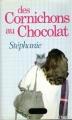 Couverture Des cornichons au chocolat Editions JC Lattès 1983