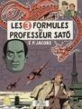 Couverture Blake et Mortimer, tome 11 : Les 3 Formules du Professeur Satô, partie 1 : Mortimer à Tokyo Editions Blake et Mortimer 1990