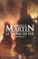 Couverture Le trône de fer, intégrale, tome 4 Editions J'ai Lu 2010