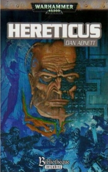 Couverture Eisenhorn, tome 3 : Hereticus