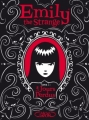 Couverture Emily the Strange, tome 1 : Les Jours perdus Editions Michel Lafon (Jeunesse) 2010