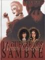 Couverture La Guerre des Sambre : Werner & Charlotte, tome 1 : Automne 1768, L'éternité de Saintange Editions Futuropolis 2010