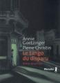 Couverture Le tango du disparu Editions Métailié 2008