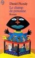 Couverture Le champ de personne Editions J'ai lu 2003