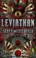 Couverture Léviathan, tome 1 Editions Simon Pulse 2009