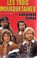 Couverture Les Trois Mousquetaires Editions du Rocher (Les Grands Classiques) 1993