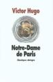 Couverture Notre-Dame de Paris, abrégé Editions L'école des loisirs (Classiques abrégés) 1985